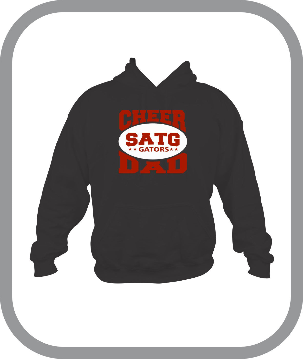 Gators - Mens Pullover Hoodies