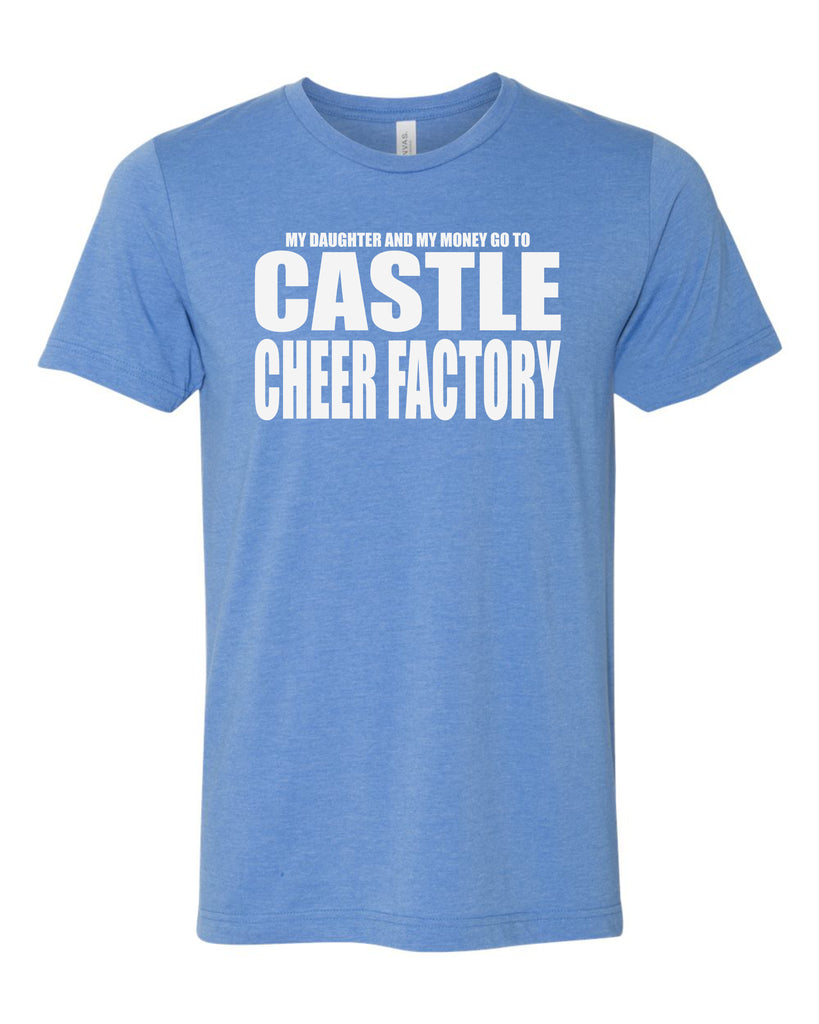 CCF Unisex Cheer Dad Tee