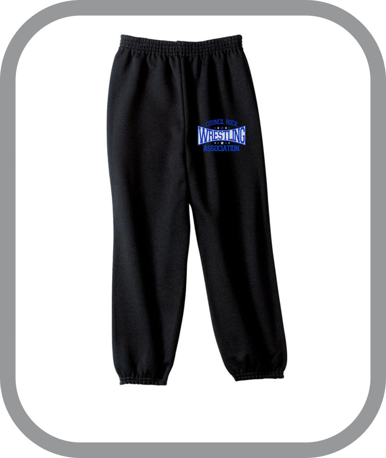 CRWA - Girls Lounge Pants