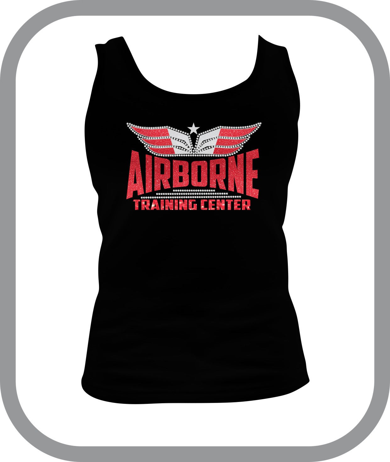 ATC - Ladies Bling Tank Top