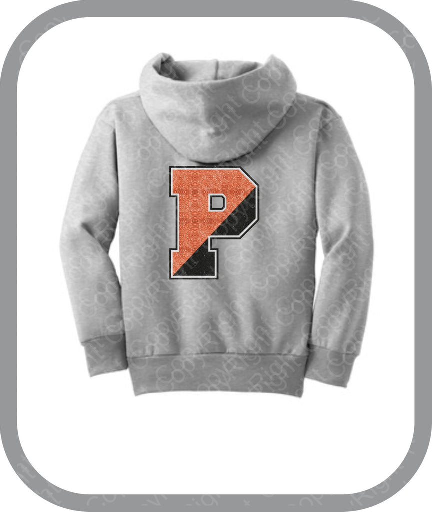 Pennsbury Baseball - Youth Zip Up Hoodies