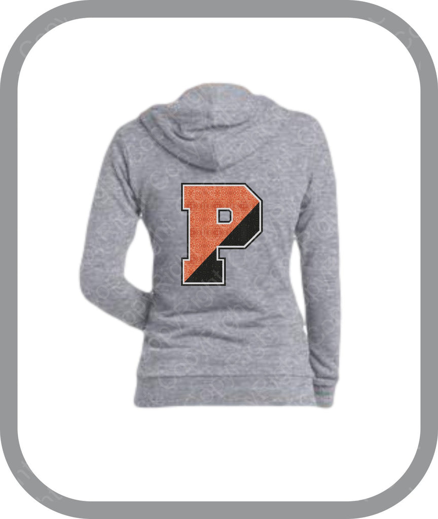 Pennsbury Baseball - Ladies Zip Up Hoodies