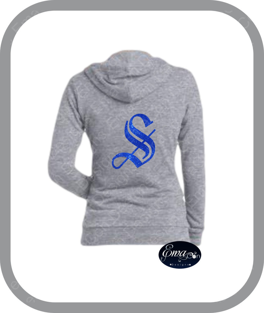 Southampton - Ladies Zip Up Hoodies