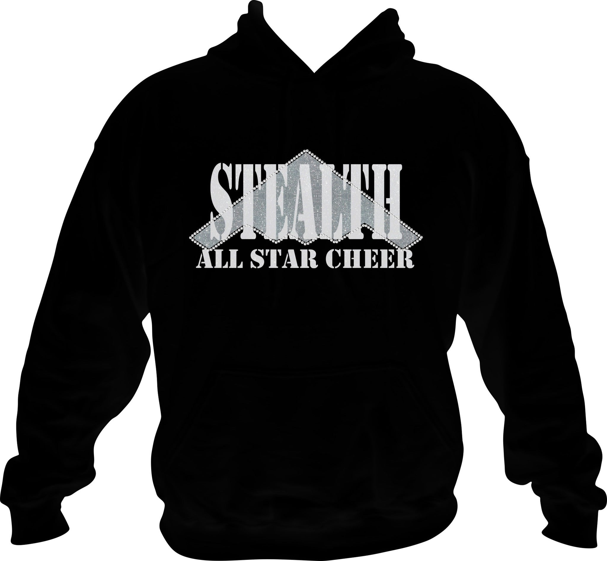 Stealth All Stars - Youth Bling Pullover Hoodie