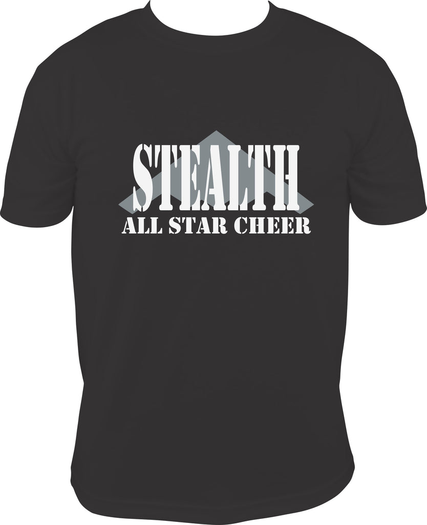 Stealth All Stars - Adult TShirt