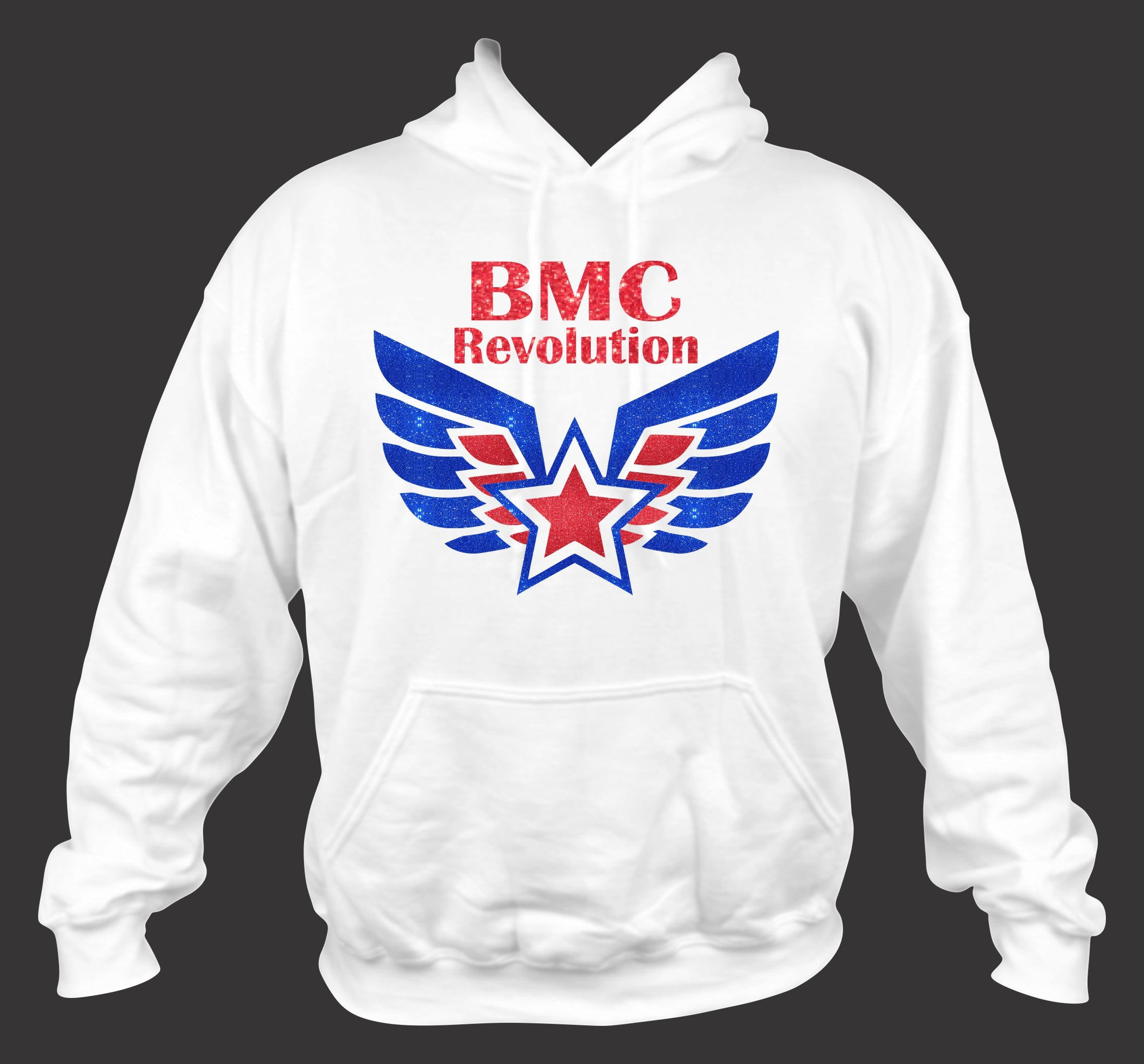 BMC Glitter Youth Pullover