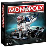 Mercedes Monopoly The Silver Arrows Edition Lewis Hamilton Valterri Bottas