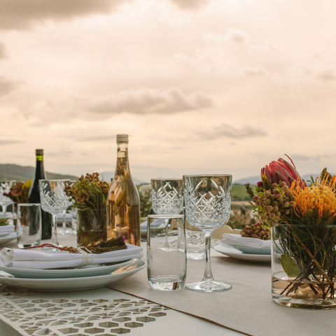 Al Fresco Dining Top Tips