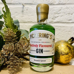 Brussel Sprout Festive Gin