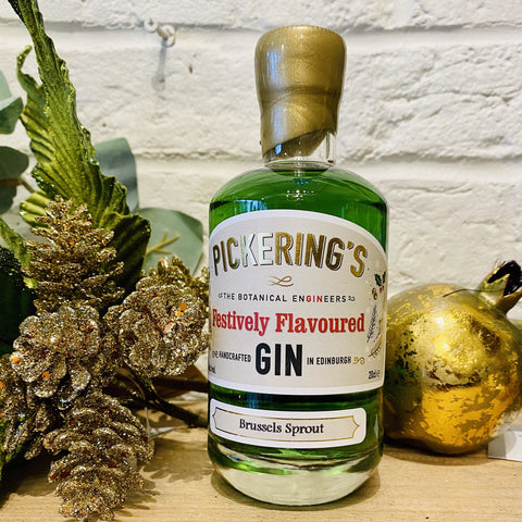 Pickering's Brussel Sprout Gin