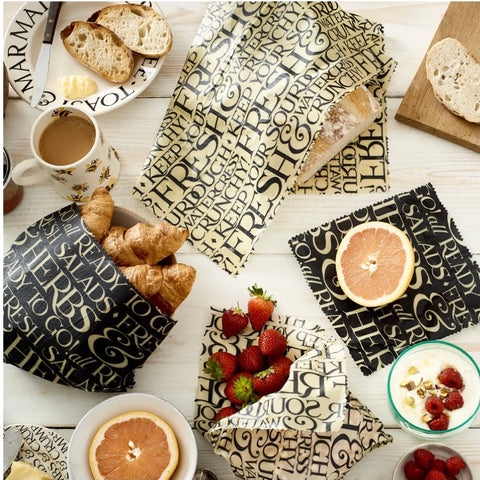 Emma Bridgewater Toast Beeswax Food Wraps