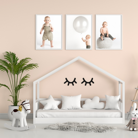 Baby to toddler room design tips