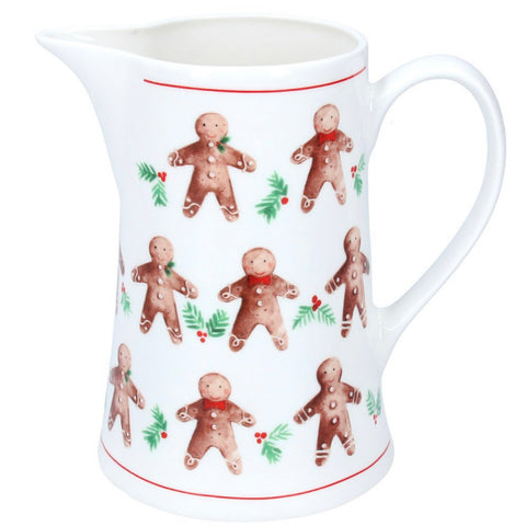 Gingerbread Man Jug