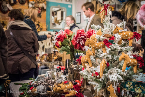 Christmas at La Di Da Interiors Andover