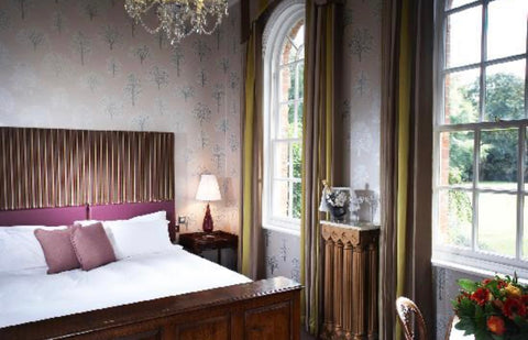 Lainston House Hotel Suite near Winchester