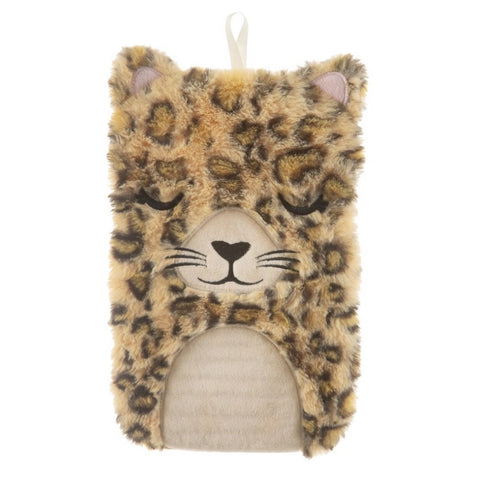Lily Leopard Hot Water Bottle
