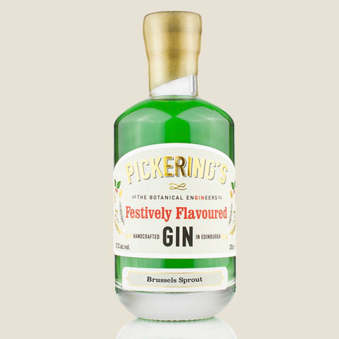 Brussel Sprout Christmas Gin