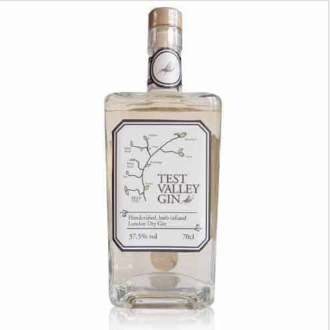 Test Valley Gin by Wessex Spirits locally made