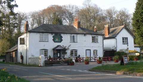 The Fox Inn at Tangley, Hampshire