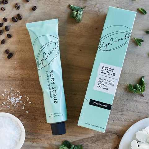 Upcircle Scrub in Coffee & Peppermint