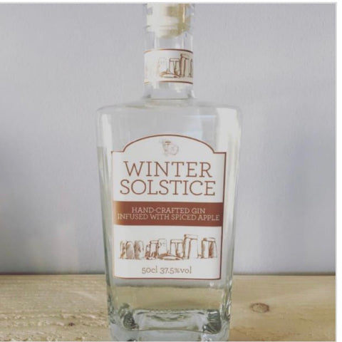 Winter Solstice Gin by Wessex Spirits, Andover, Hampshire