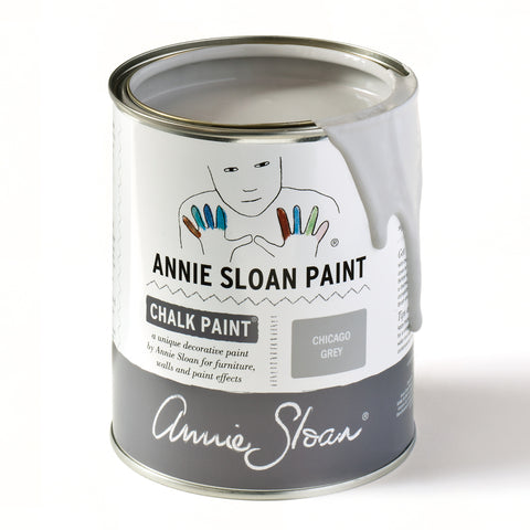 Annie Sloan Chicago Grey Chalk Paint Tin