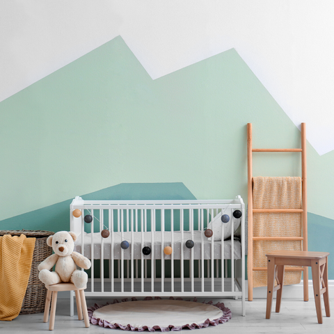 From baby nursery to toddler bedroom interior design tips
