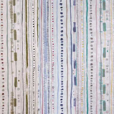 Piano fabric in 3 colourways