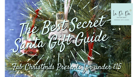 Secret Santa Best Gift Guide