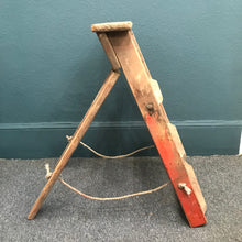 Load image into Gallery viewer, Vintage set of painters ladders SOLD - La Di Da Interiors