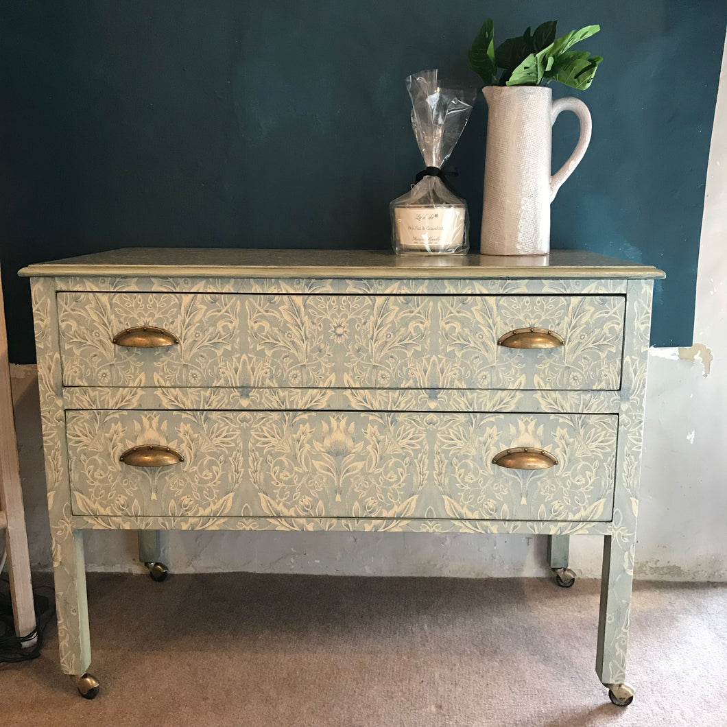 Savernake Chest Of Drawers SOLD - La Di Da Interiors