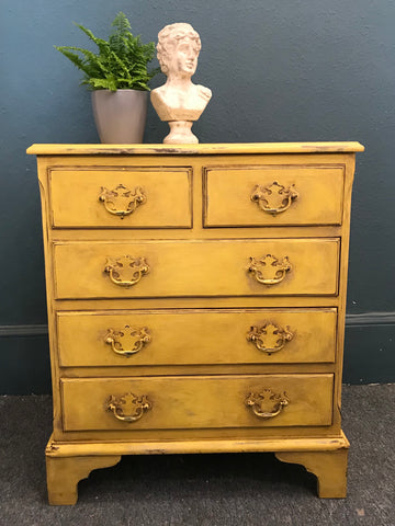 Bumble the chest of drawers SOLD