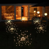 Solar Starburst - outdoor light - La Di Da Interiors