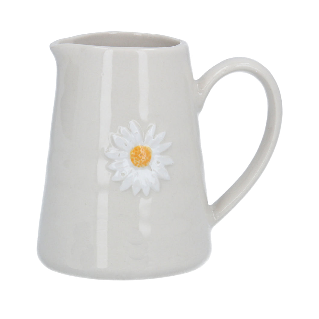 Daisy Mini Jug by Gisela Graham