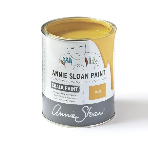 Annie Sloan Chalk Paint™ Arles Yellow - La Di Da Interiors