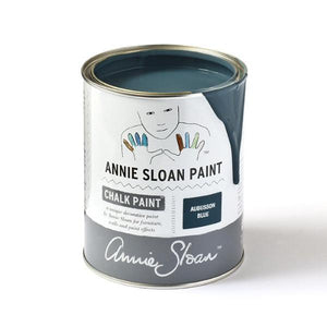 Annie Sloan Chalk Paint™ Aubusson Blue - La Di Da Interiors