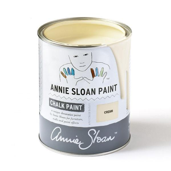 Annie Sloan Chalk Paint™ Cream - La Di Da Interiors