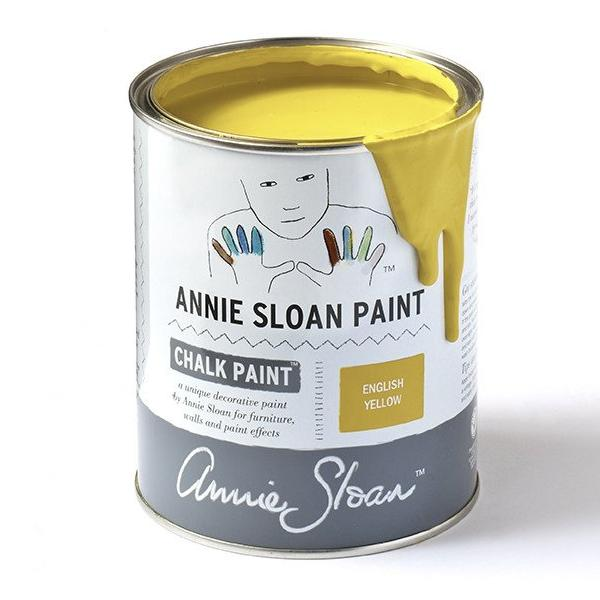 Annie Sloan Chalk Paint™ English Yellow - La Di Da Interiors