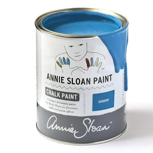 Annie Sloan Chalk Paint™ Giverny Blue - La Di Da Interiors