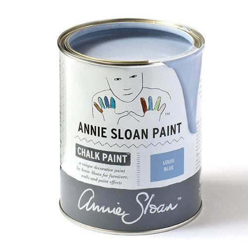 Annie Sloan Chalk Paint™ Louis Blue - La Di Da Interiors
