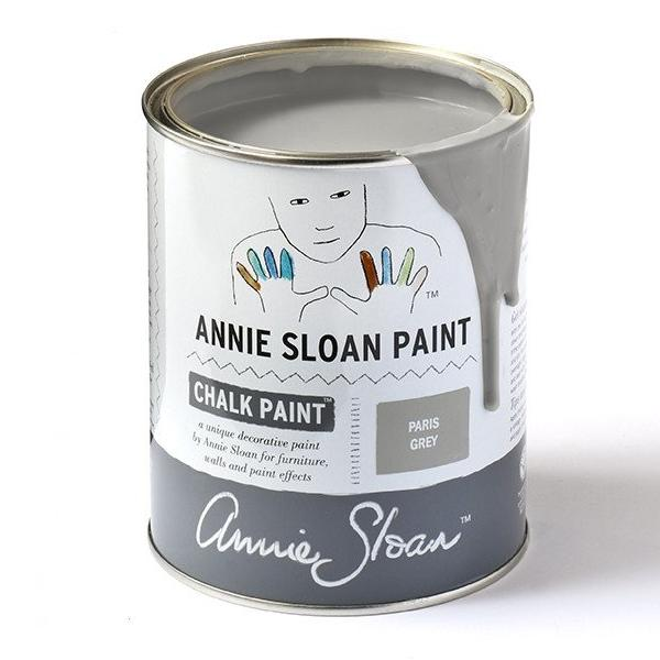 Annie Sloan Chalk Paint™ Paris Grey - La Di Da Interiors