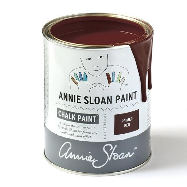 Annie Sloan Chalk Paint Primer Red tin