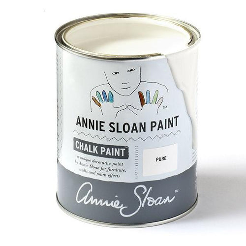 Annie Sloan Chalk Paint™ Pure White - La Di Da Interiors