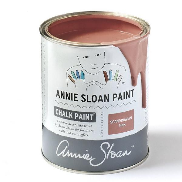 Annie Sloan Scandinavian Pink Chalk Paint Tin