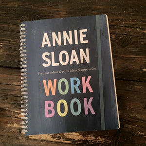 The Annie Sloan Workbook - La Di Da Interiors
