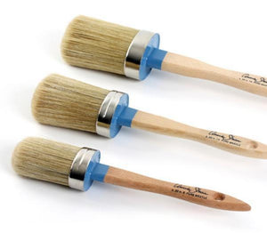 Annie Sloan Pure Bristle Paint Brushes - La Di Da Interiors
