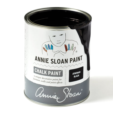 Annie Sloan Chalk Paint™ Athenian Black NEW
