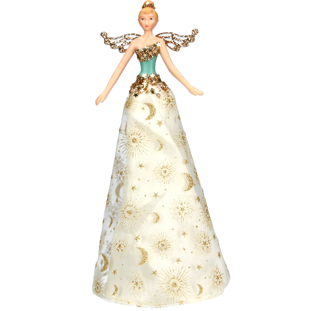 Celestial Fairy Christmas Tree Topper