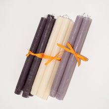 Load image into Gallery viewer, Dinner Candles set of 4 hand poured - La Di Da Interiors
