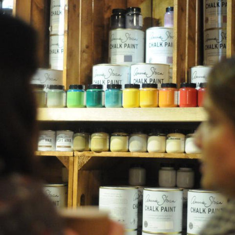Annie Sloan Chalk Paint™ Advanced Techniques for Colour & Style Workshop - La Di Da Interiors